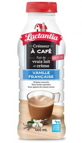 Crémeur à café Lactantia® Vanille française